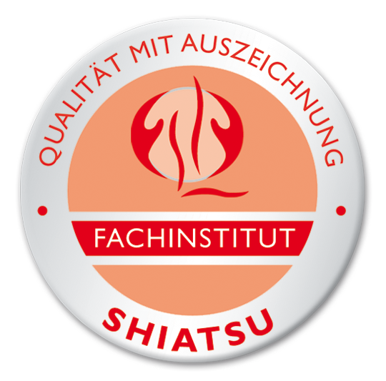 Qualitätssiegel Shiatsu